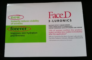 Face D 3-luronics you beauty discovery