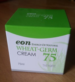 memebox wheat germ cream