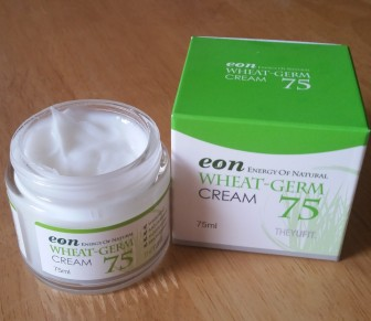 memebox wheat germ cream